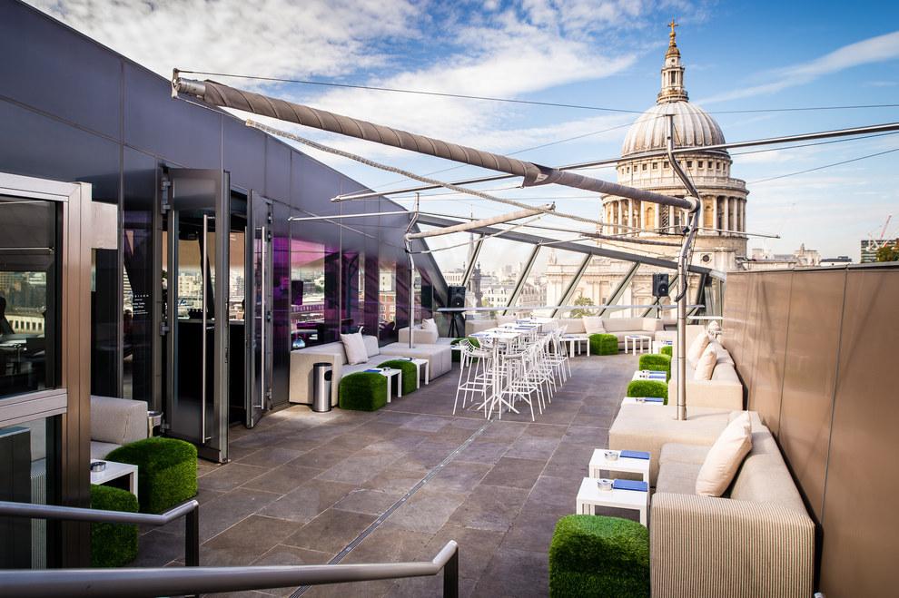 Migliori bar sulle terrazze di Londra