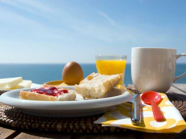 Cinque ricette per la colazione d'estate