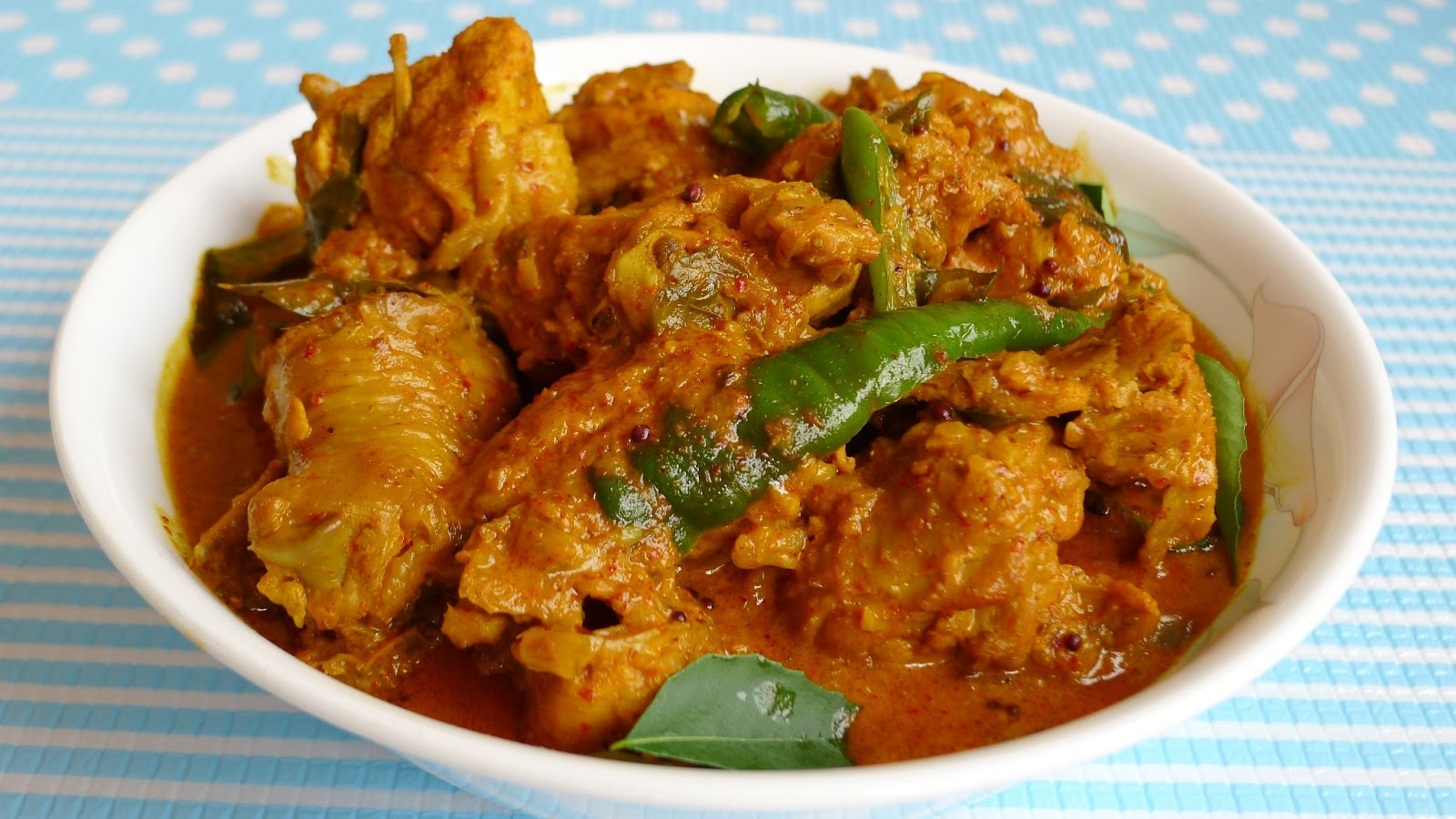 Come preparare il pollo al curry