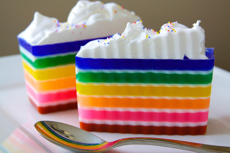 Come fare Torta Arcobaleno