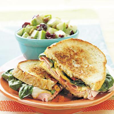 Gustosi sandwiches con soli 5 ingredienti