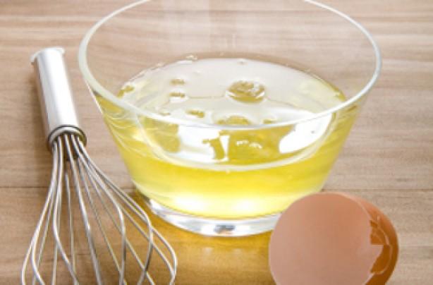 Come utilizzare il bianco dell'uovo