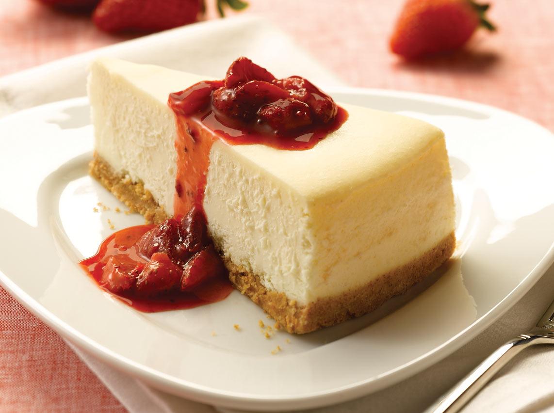 Ingredienti cheesecake