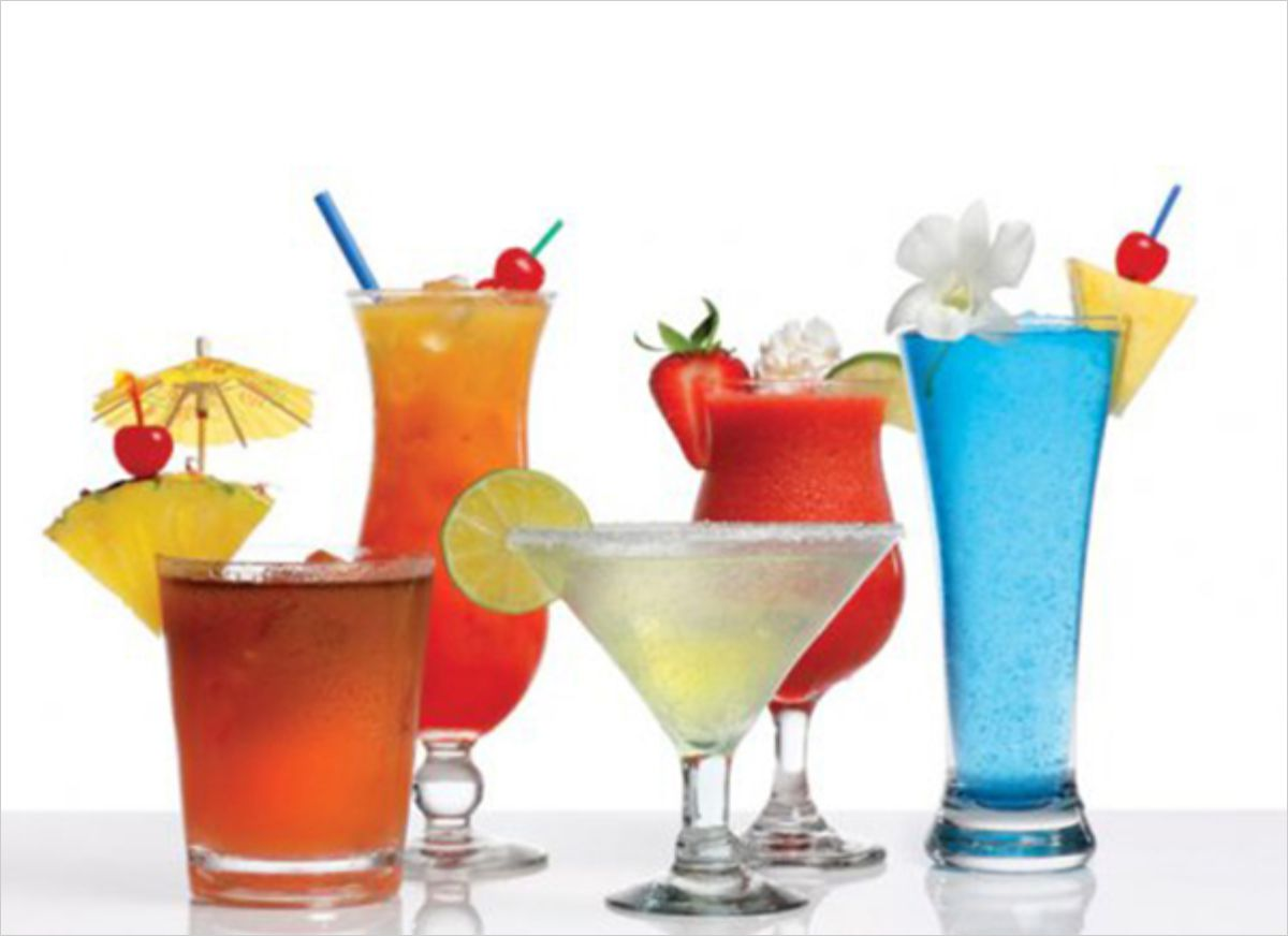 Cinque cocktail analcolici da fare in casa