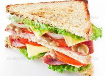Cinque modi per preparare un sandwich