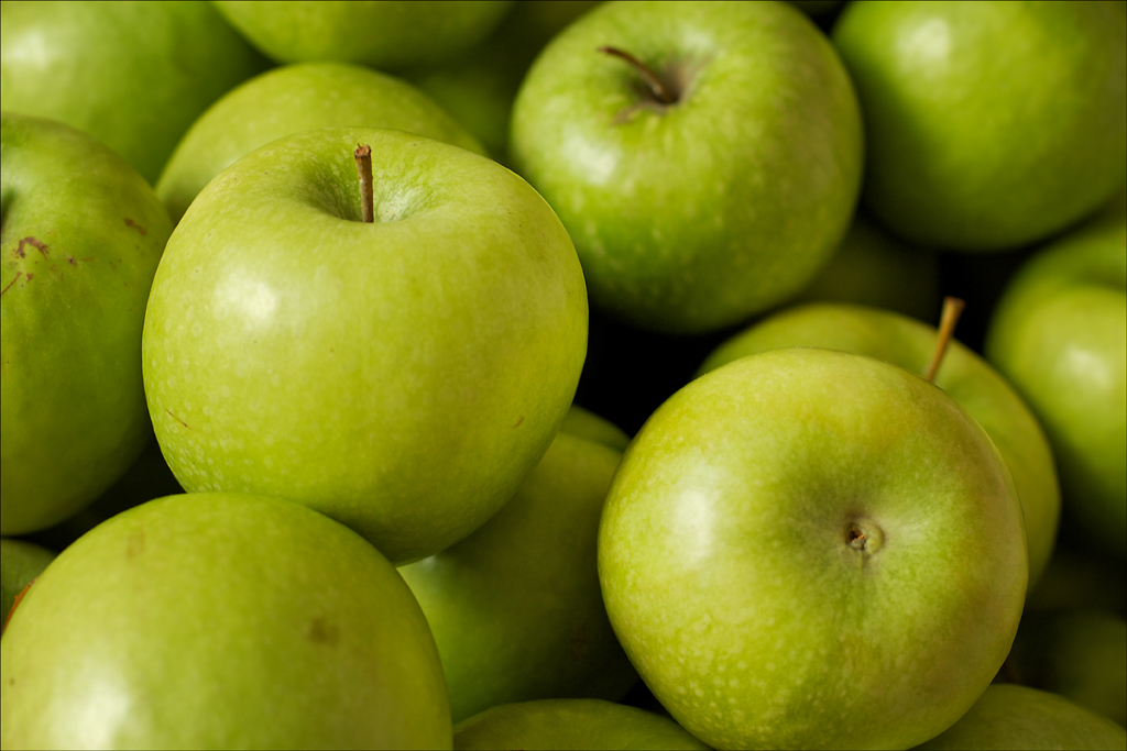 Proprietà delle mele verdi