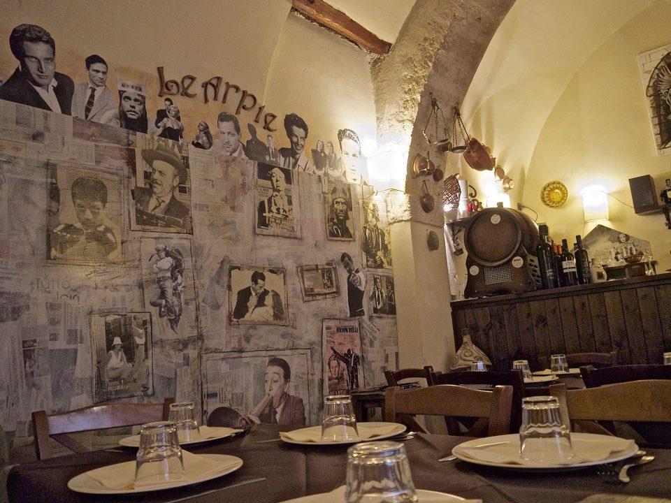 Osteria Le Arpie - Bari