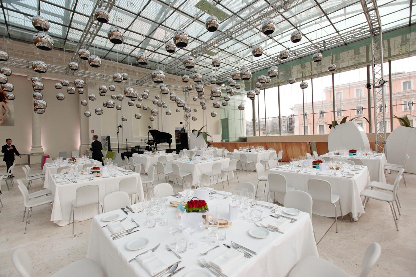 Migliori ristoranti per cena aziendale Roma