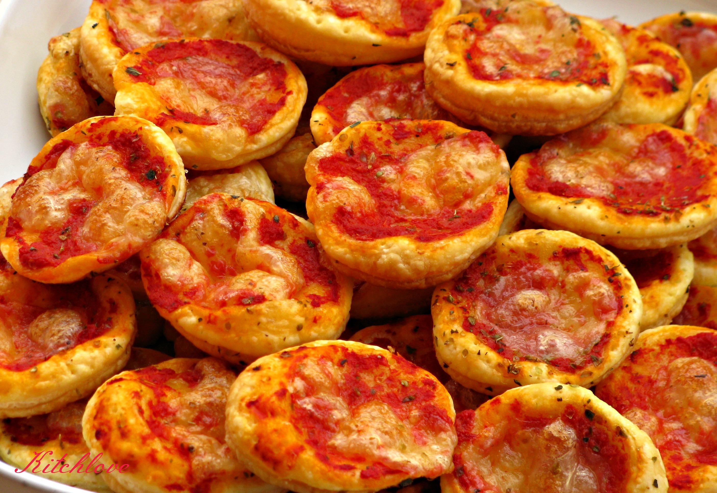 Ricetta: Le piado-pizzette