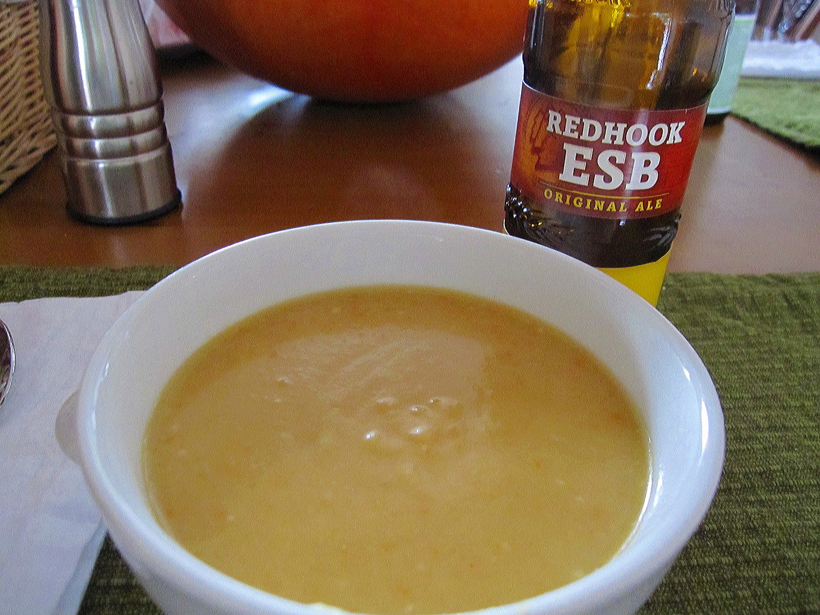 Ingredienti zuppa alla birra
