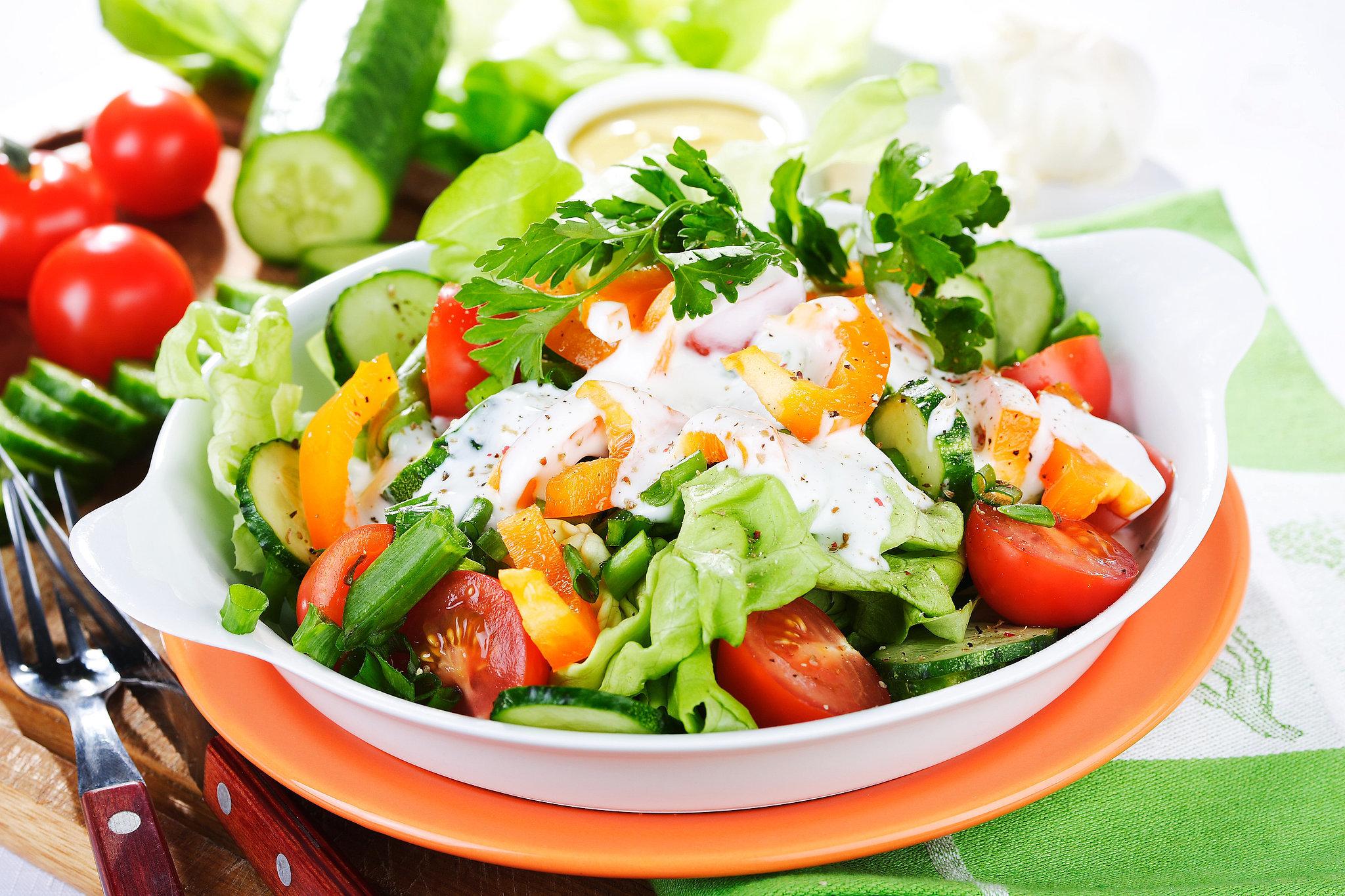 10 idee per cena vegetariana veloce
