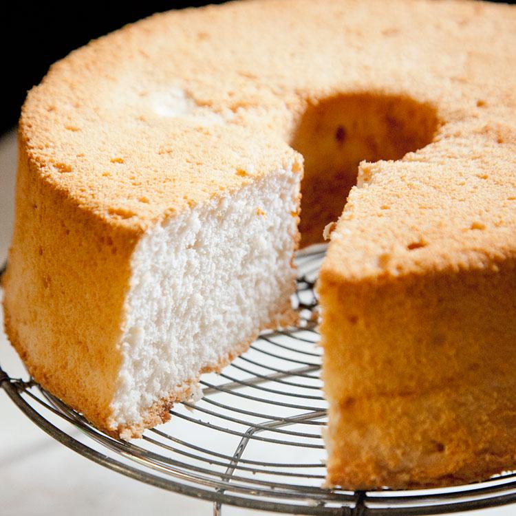 come si prepara l'angel cake
