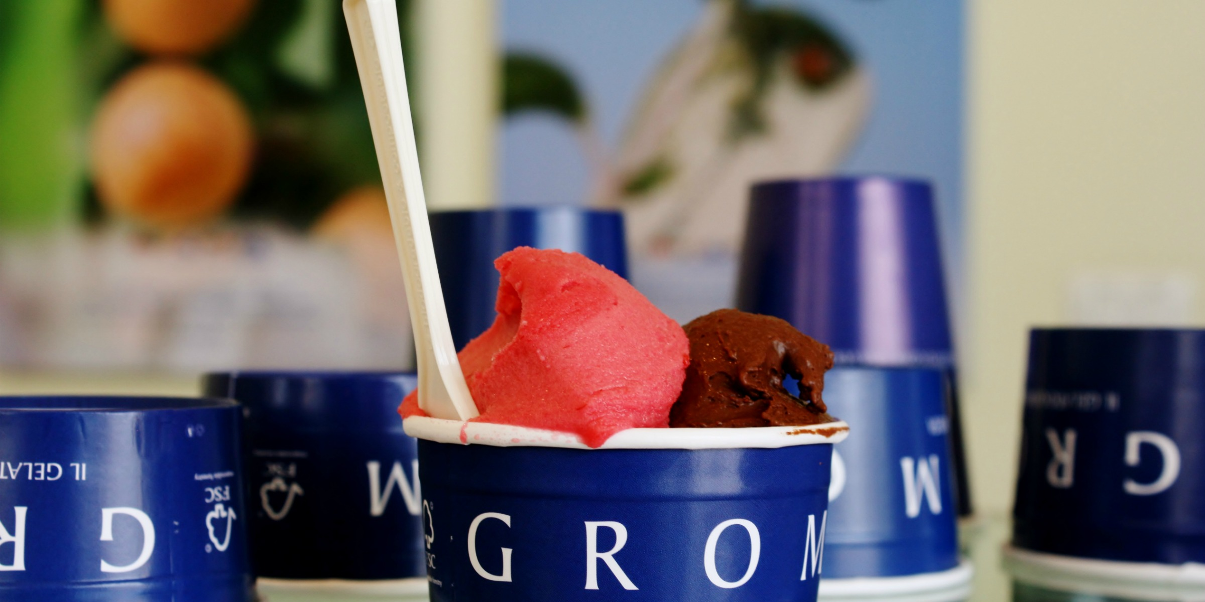 Unilever compra i gelati Grom