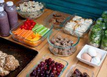 Preparare cibo per l'intera settimana: come fare