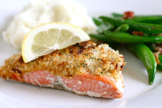 Come Cucinare Salmone In Crosta