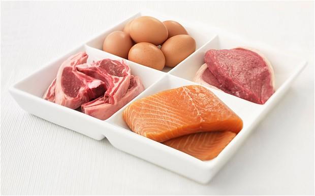 vantaggi della dieta proteica settimanale