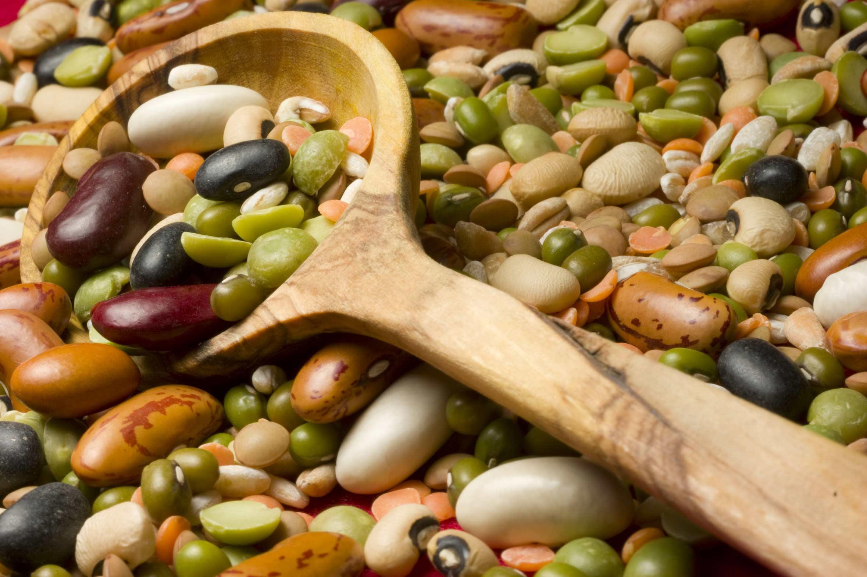 10 idee per cena a base di legumi