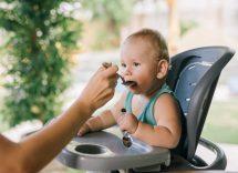 10 merende per bambini di 7 mesi