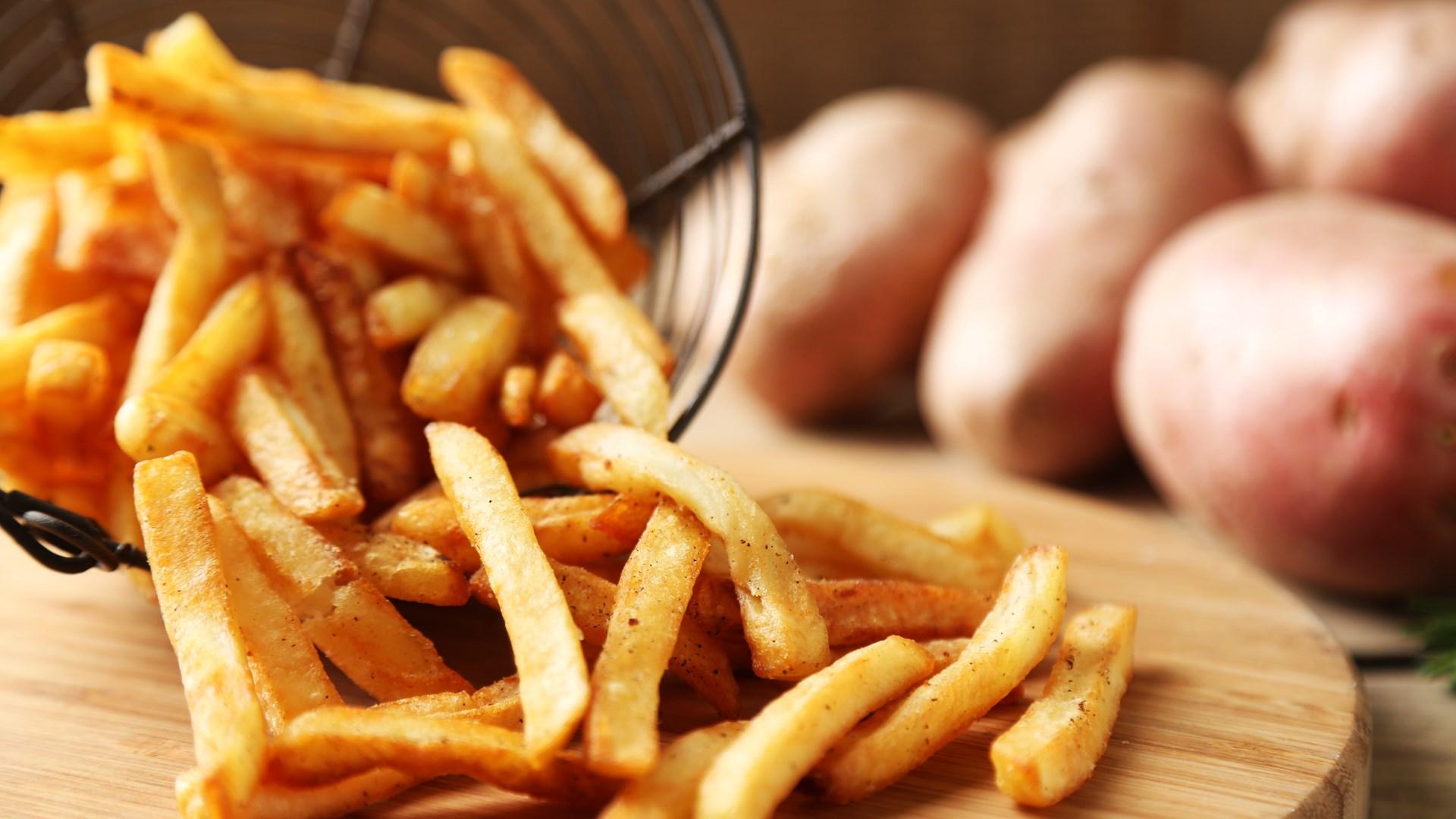 Quale olio usare per friggere le patatine
