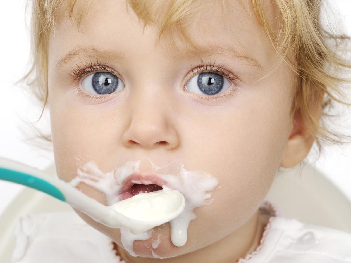 yogurt svezzamento