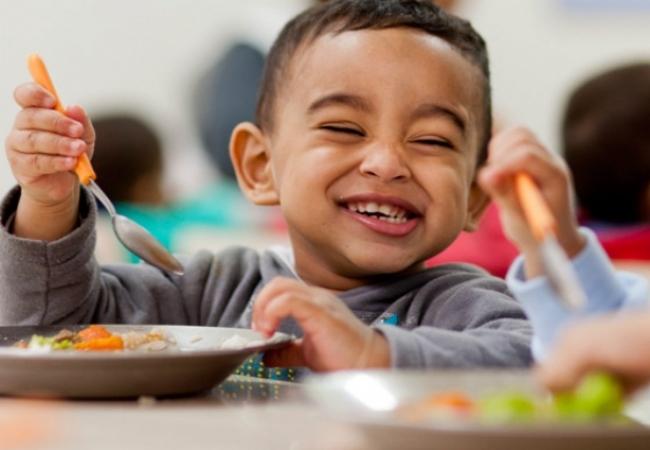 come far mangiare la verdura ai bambini