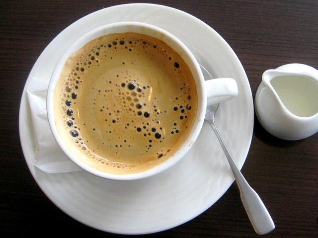 come fare la crema per il caffè