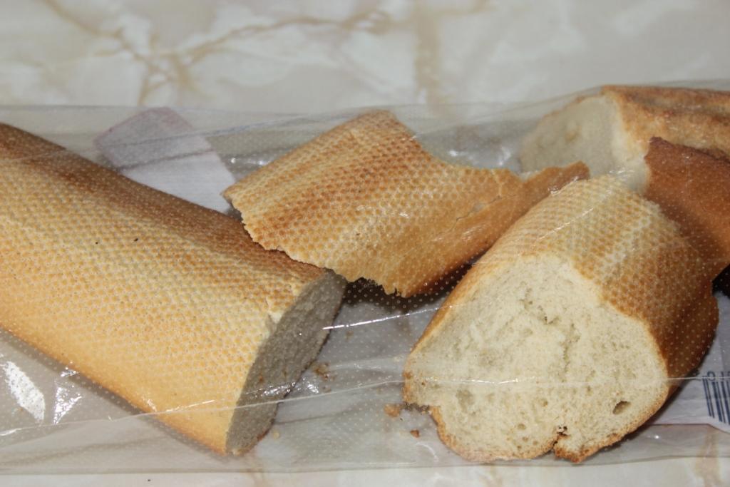 come non sprecare il pane raffermo