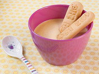 omogeneizzato con biscotti