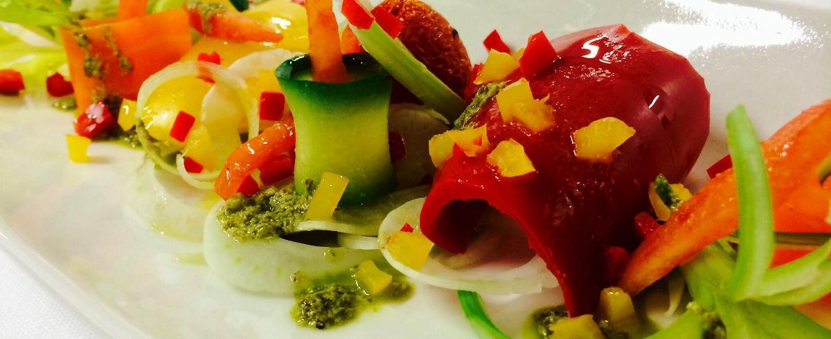 Ristoranti vegani per pranzo di natale a Bari