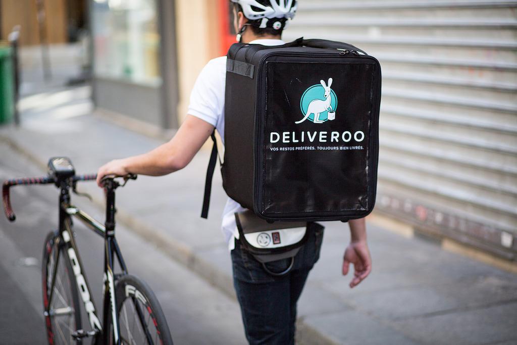 Deliveroo come funziona