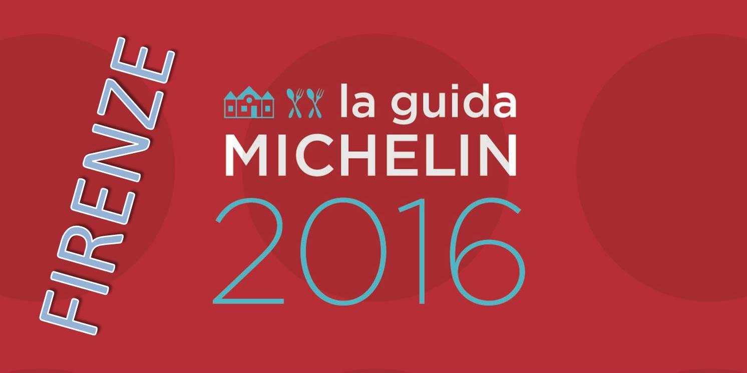 Migliori ristoranti Michelin 2016 a Firenze e provincia