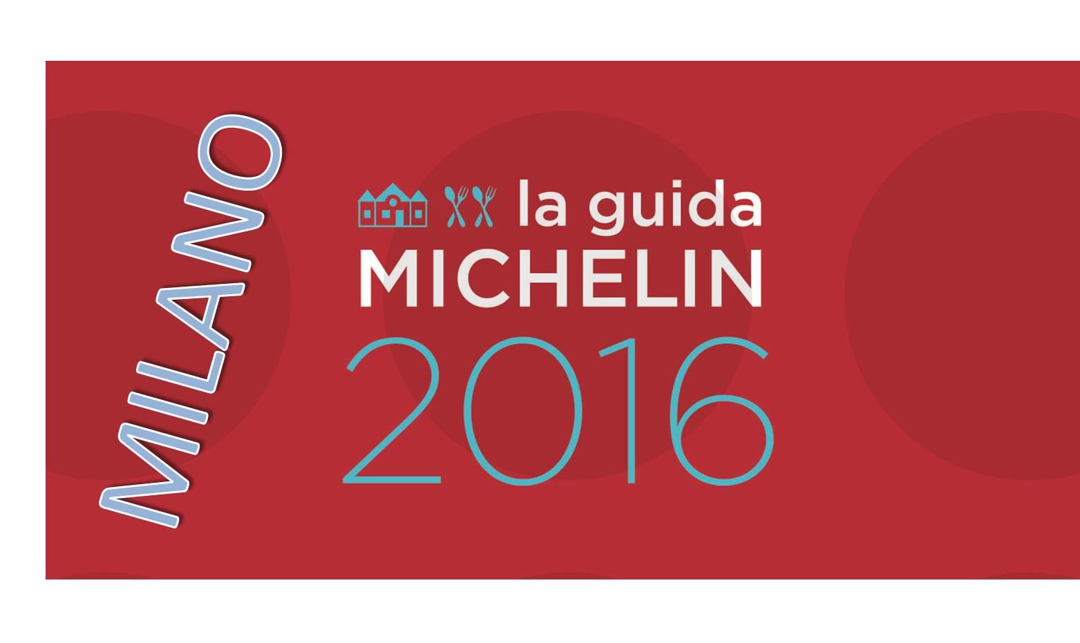 Migliori ristoranti Michelin 2016 a Milano