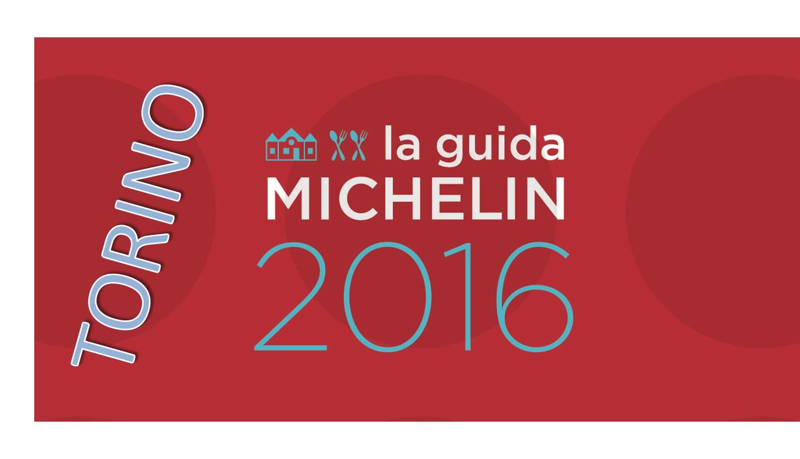 Migliori ristoranti Michelin 2016 a Torino e provincia