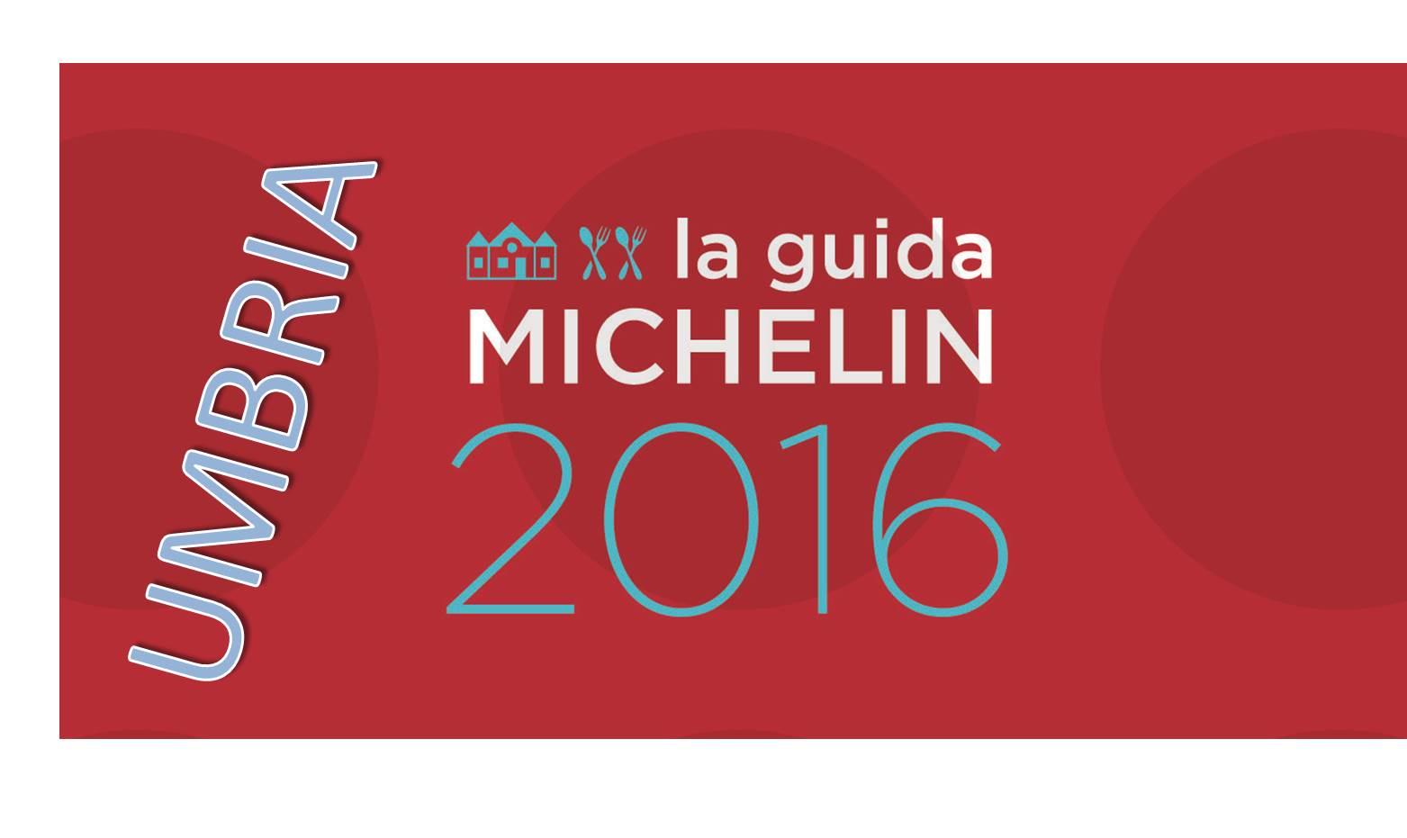 Migliori ristoranti Michelin 2016 in Umbria