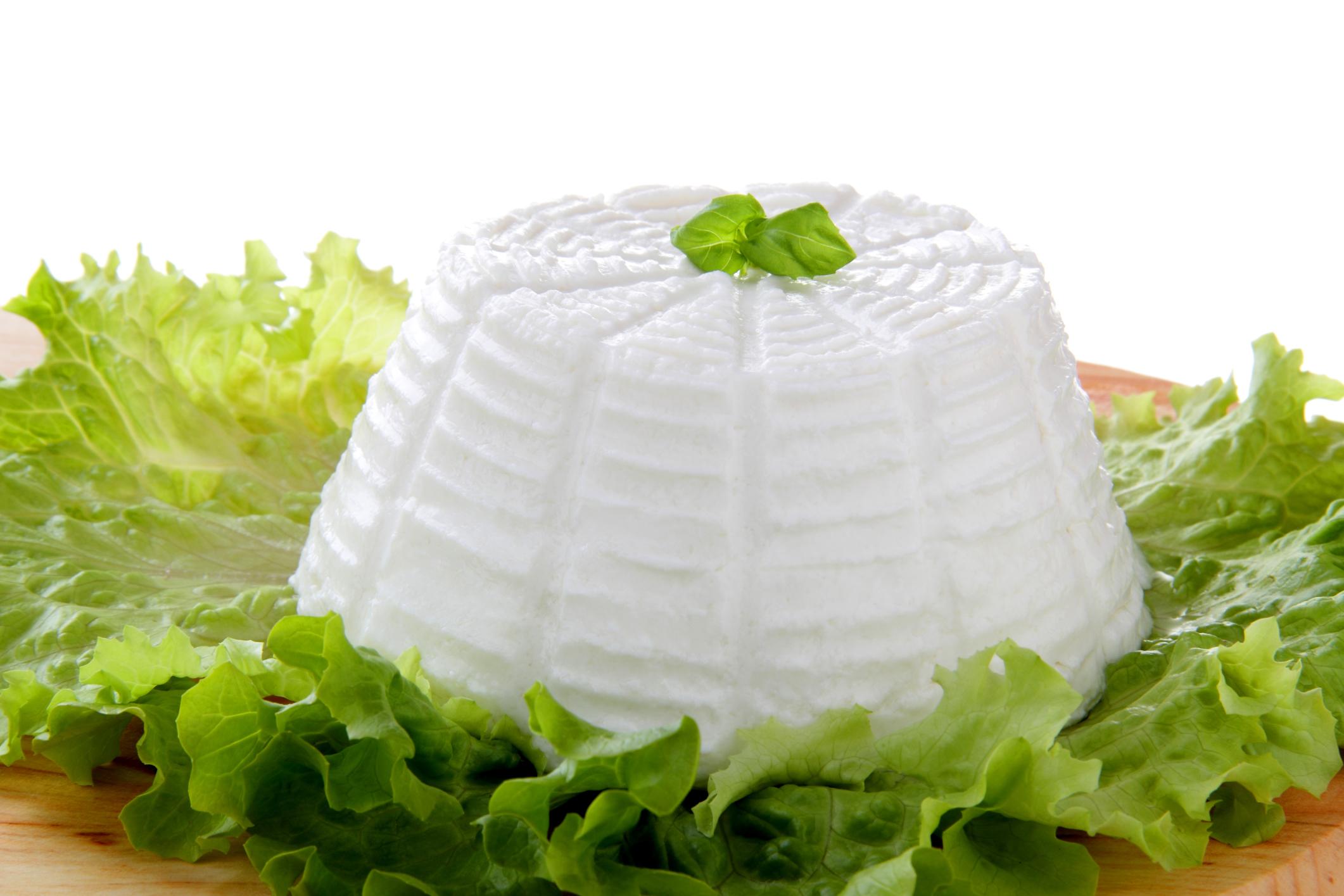 10 ricette vegetariane con la ricotta