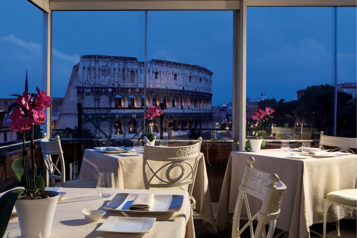 10 Migliori Locali Con Terrazze Di Roma Food Blog