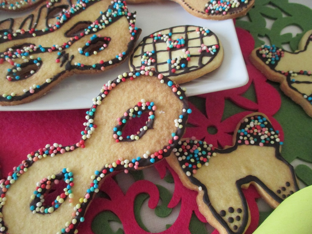 dolci di carnevale facili per bambini_al forno