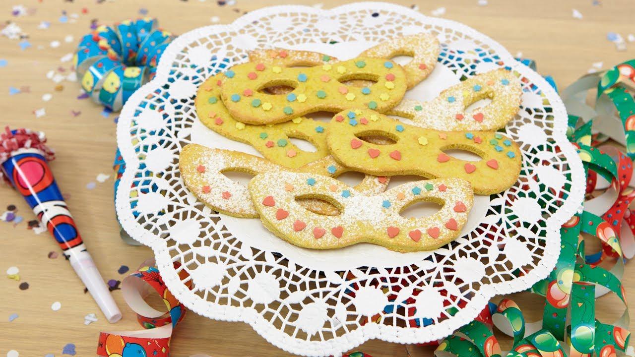 dolci di carnevale semplici per bambini