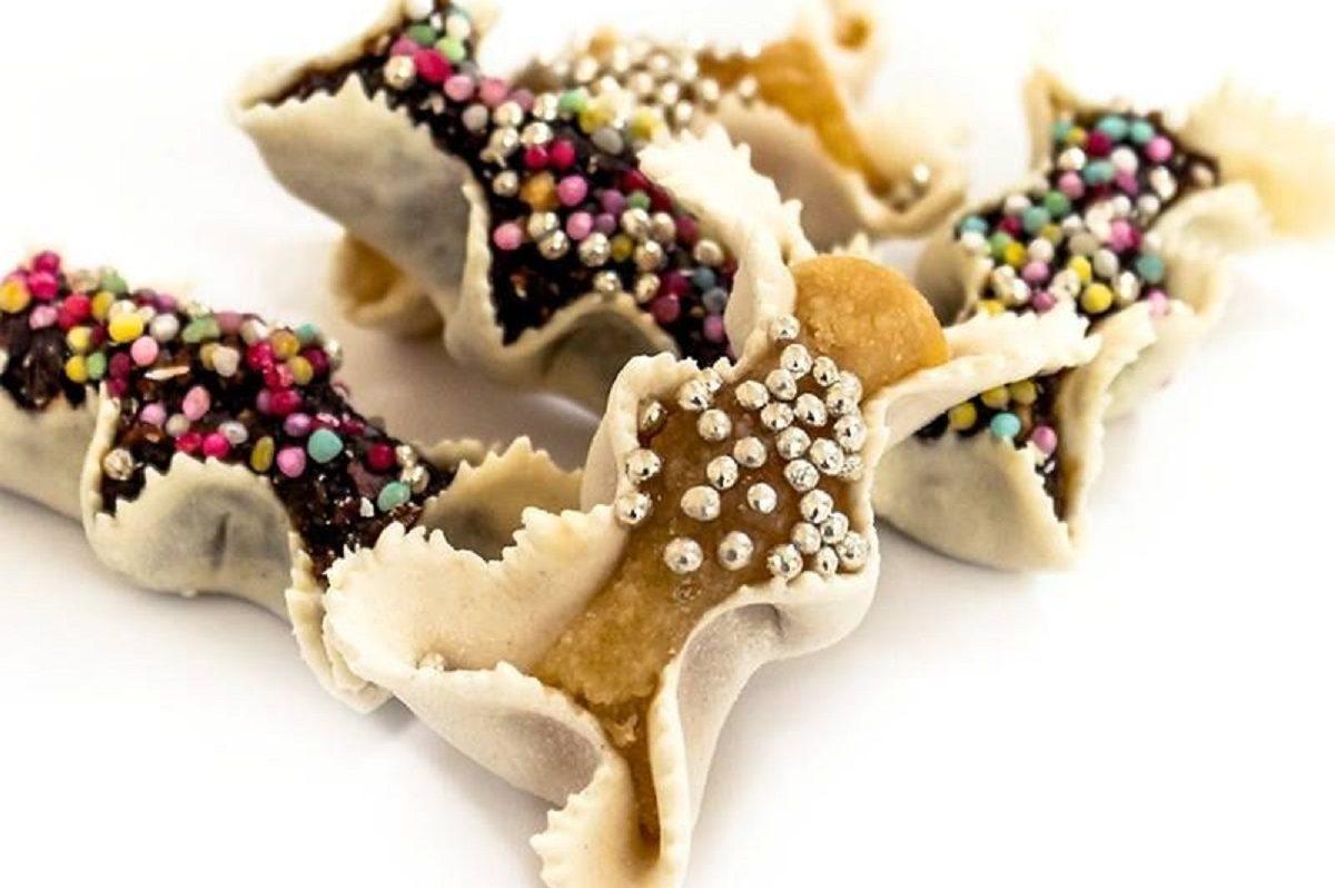 dolci di pasqua senza glutine caschettas