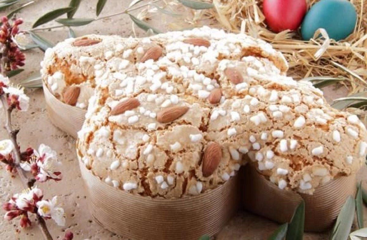 dolci di Pasqua senza glutine colomba