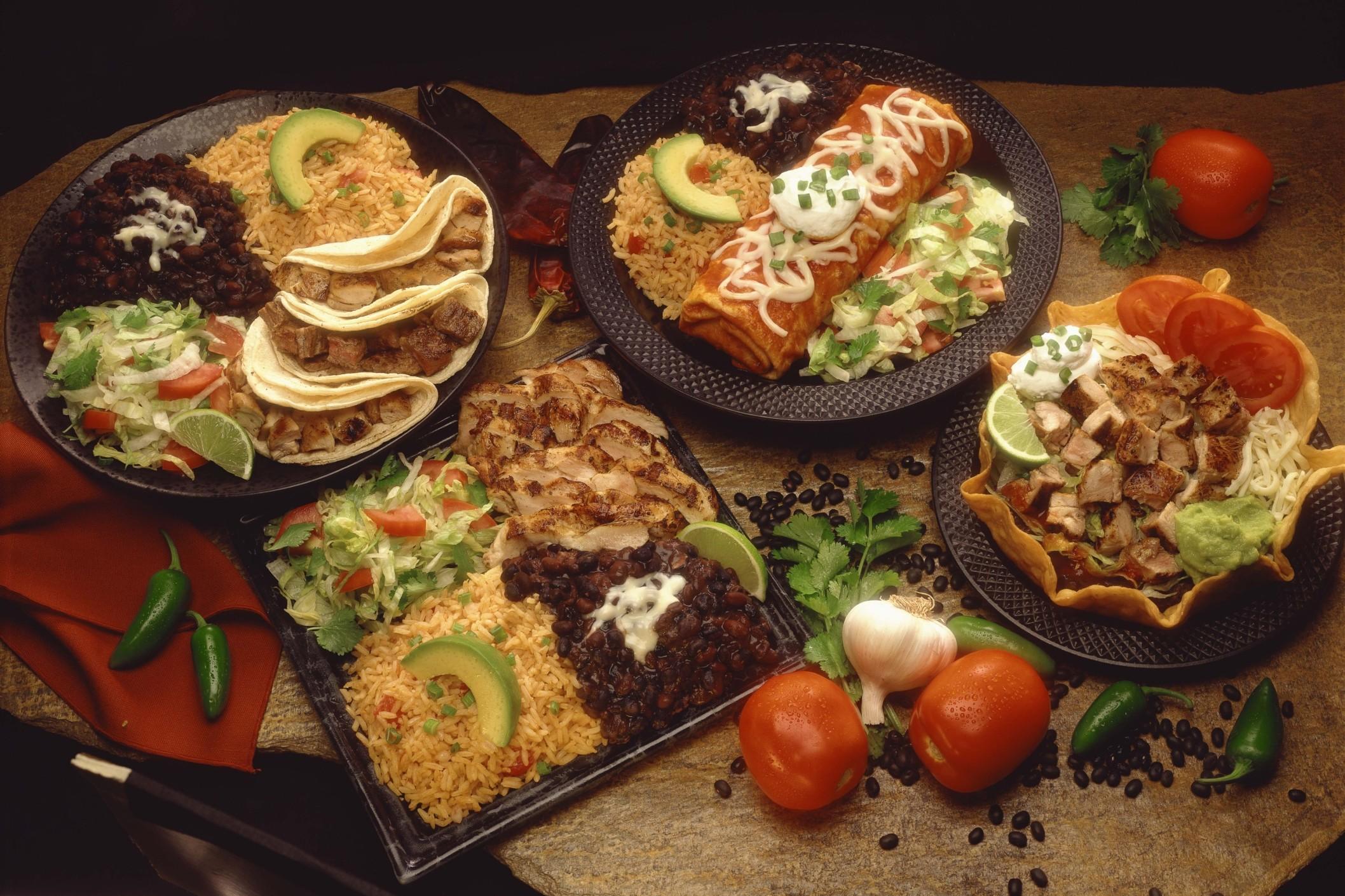 Idee cena messicana in casa