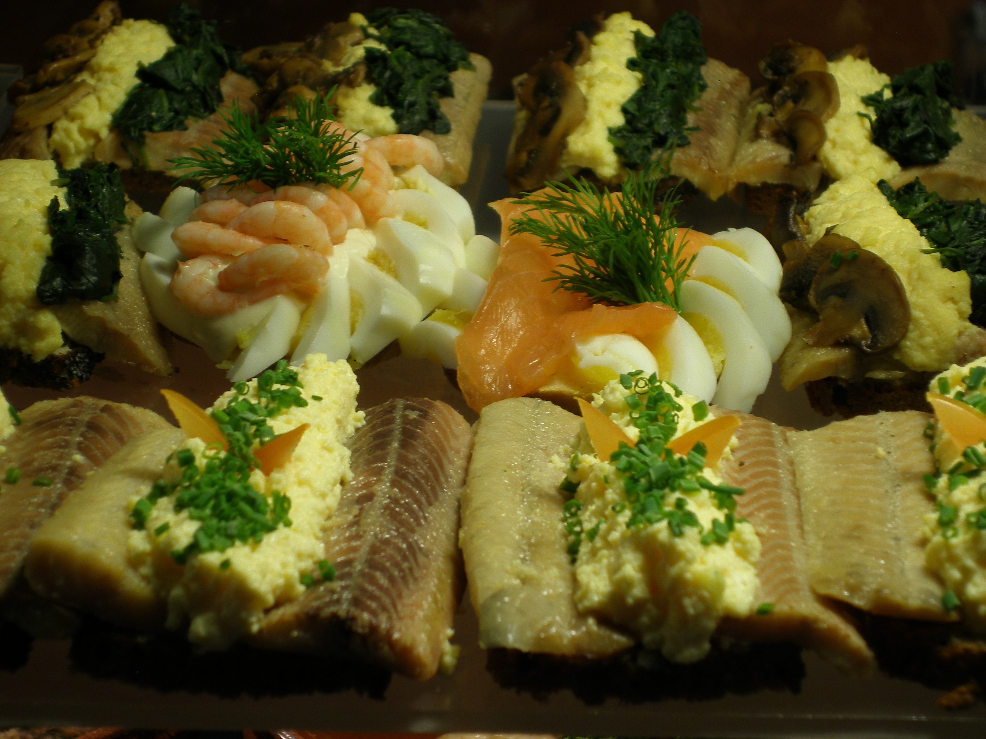 Idee cena danese in casa