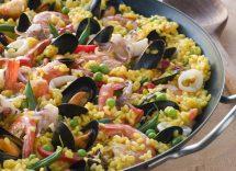 Idee cena spagnola in casa