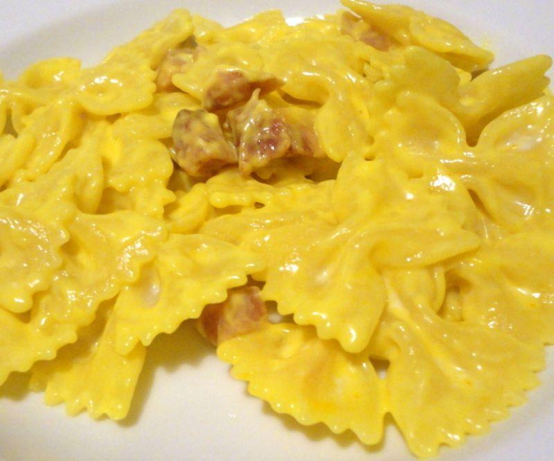Idee per cena colore giallo