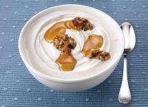 Come sostituire lo yogurt greco