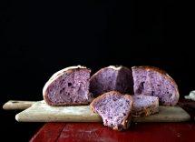 Come fare il pane viola