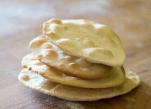 Come fare pane senza sale e senza lievito