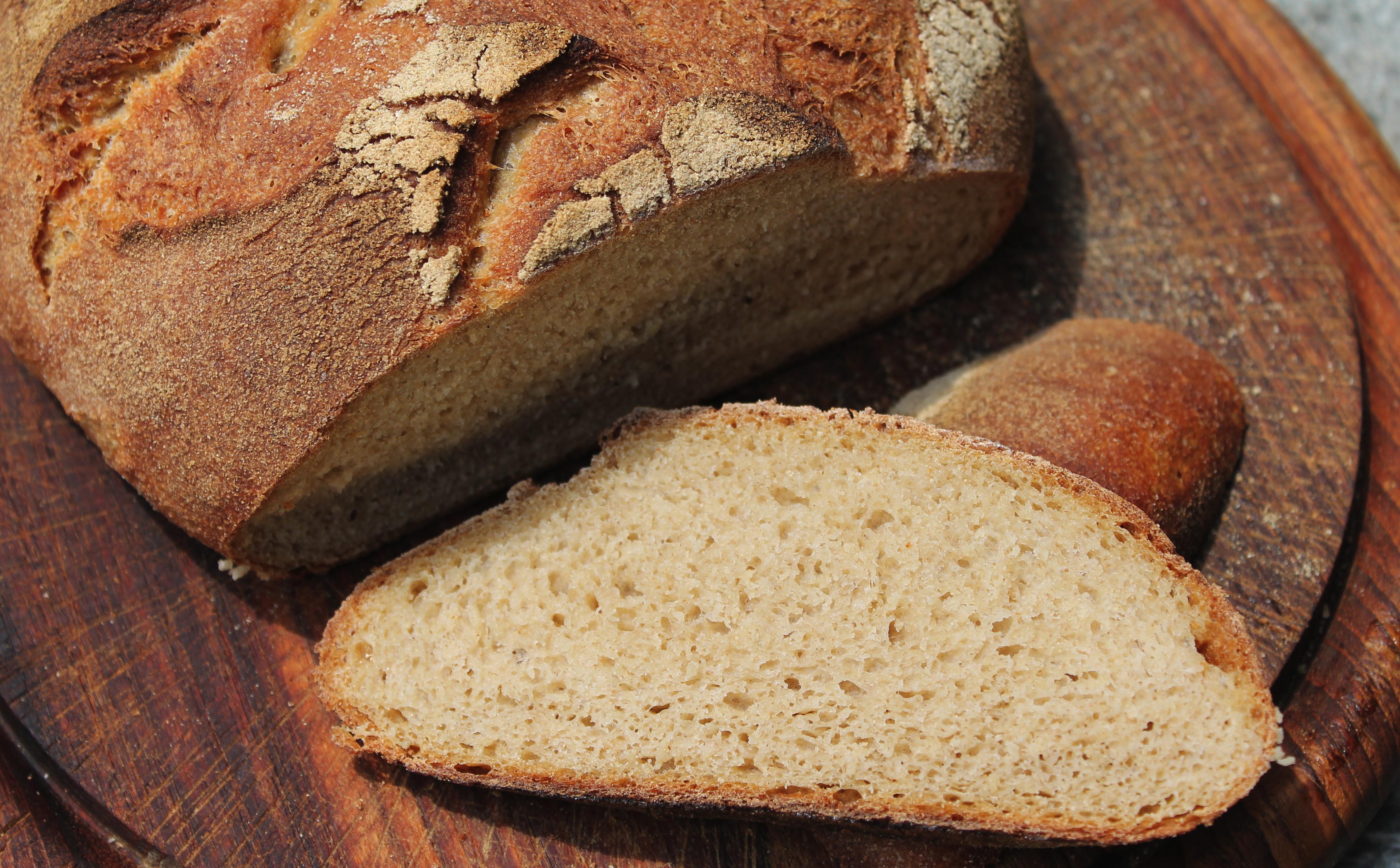 Come fare il pane di kamut