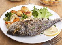 Come fare il pesce al microonde