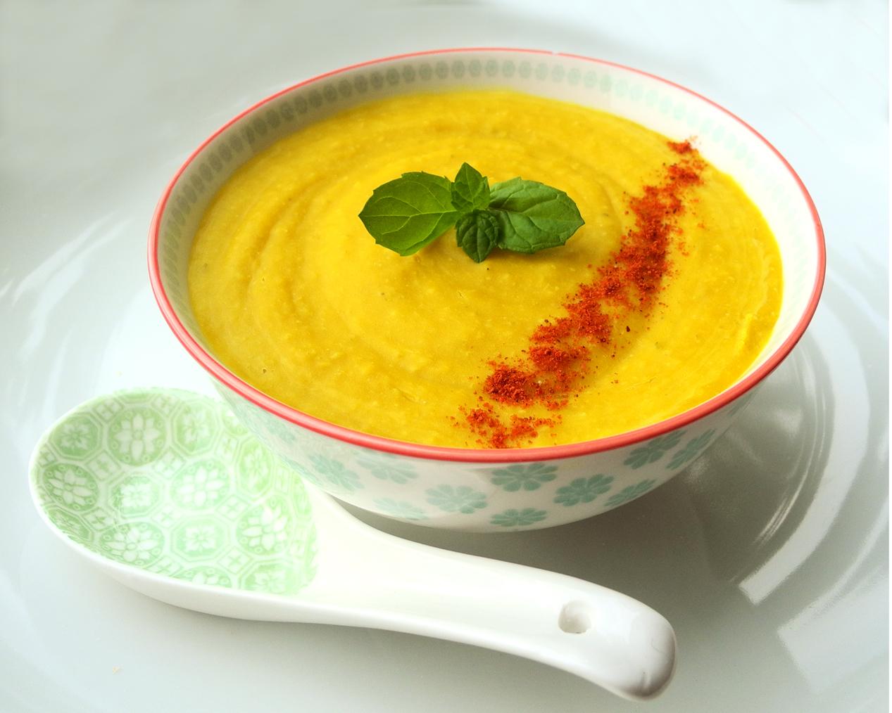 10 ricette di minestre colorate